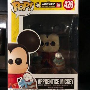 Apprentice Mickey Disney Funko Pop-#426